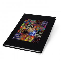 """""""Nubian Afghan II"""" Address Book"""