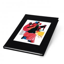 """African Drummers"" Address Book"