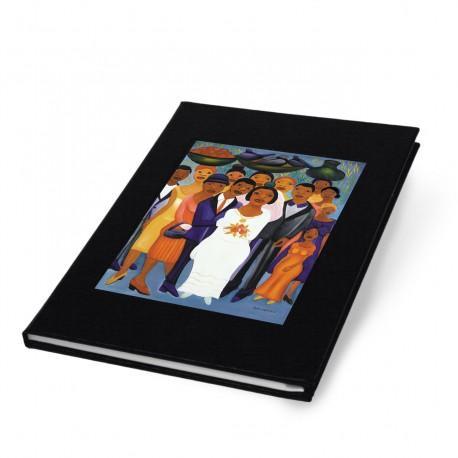 """Garden Wedding"" Address Book"