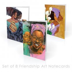 Friendship-themed Boxed Note Cards