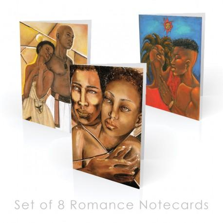 Romance-themed Boxed Note Cards