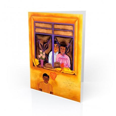 """Fotografia"" Greeting Card, artwork by Enrique Flores"