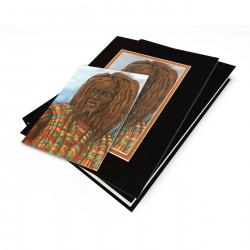 """One with Jah"" Gift Set, artwork by Carlos Spivey"