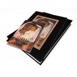"""Baby and Mother Kwanzaa"" Gift Set, artwork by Carlotta Swain-Ward"