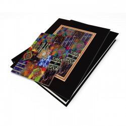 """Nubian Afghan II"" Gift Set, artwork by Charles Grant"