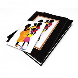 """""""Love and Affection"""" Gift Set, artwork by Edwin Harris"""