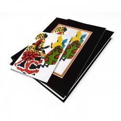 """The Drummer"" Gift Set, artwork by Edwin Harris"