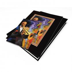 """Cool Jazz"" Gift Set, artwork by George Bernard III"