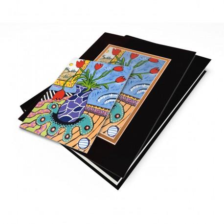 """""""Tulip Fantasy"""" Gift Set, artwork by Gwendolyn Scheers"""