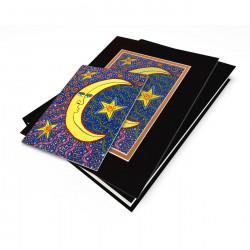 """The Moon & The Stars"" Gift Set, artwork by Gwendolyn Scheers"