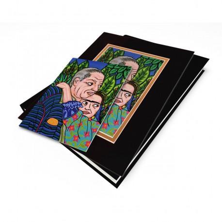 """Diego & Frida"" Gift Set, artwork by Hector Guerra"