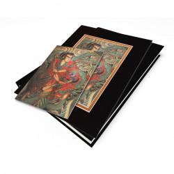 """Homage to Hori Yoshi II"" Gift Set, Tattoo Art by John Joyes"