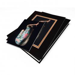 """Peggi"" Gift Set, Tattoo Art by Don Nolan"