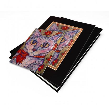 """Matisse"" Gift Set, artwork by Tony DiAngelis"