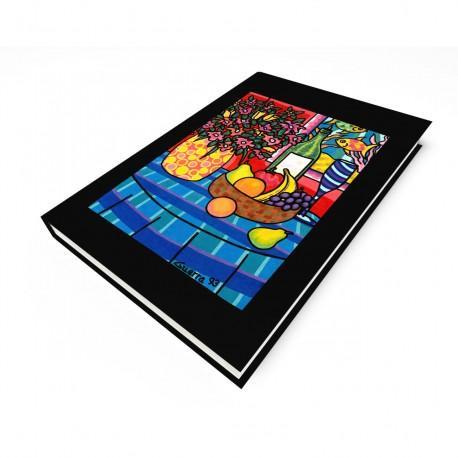 """Still Life"" Journal, art by Hector Guerra"