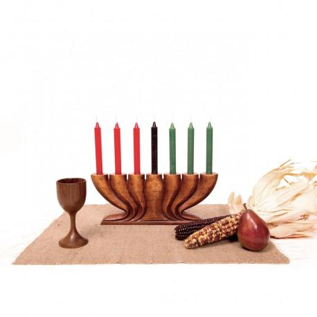 Kwanzaa Kit Style A, with Tulip Unity Cup