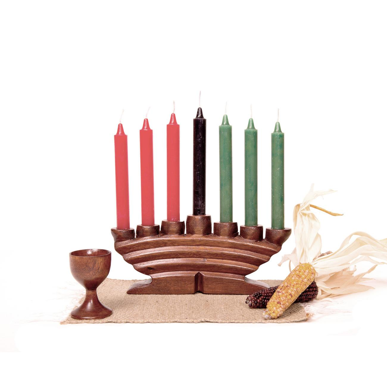 Kwanzaa Kit Style C With Tulip Unity Cup