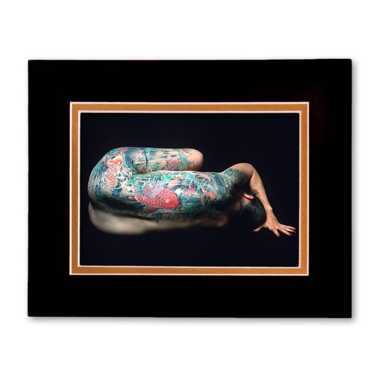 Peggi gift set tattoo art by don nolan for Gifts for tattoo artist